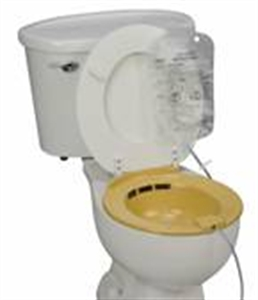 Picture of Portable Bidet / Sitz Bath On / Off Flow Control Clip