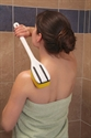 "Picture of Long Handled Bath Sponge with Soap Holder 16 1/2"" aka Bathing Aid, Clearance"
