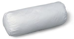 "Picture of Cervical Contour Pillow (18"" x 7"")(White) Cervical Pillow, Cervical Roll, Knee Pillow, Hypoallergenic Pillow, Neck Support Pillow"