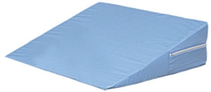 "Picture of Foam Bed Wedge with Removable Cover (10""x 24""x 24"") DM802-8027-1900, DM802-8027-0100"