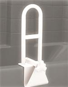 Picture of Nova Tub Grab Bar with Adjustable Clamp aka Tub Bar, Shower Bar