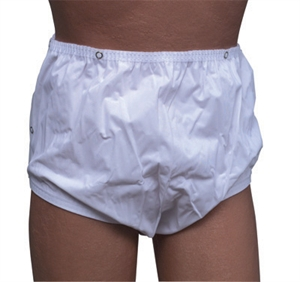 Picture of Reusable Incontinent Pant Snap-On Style / DM560-7000-1921, DM560-7000-1922, DM560-7000-1924 aka Diaper Covers, Plastic Pants, Washable Pants