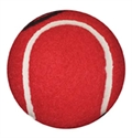 Picture of Walkerballs for standard walker (Pair)(Red) aka Tennis Balls for Walkers, Walker Balls, Walker Accessories, Walker Glides, Free Shipping, Ship Free