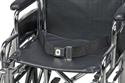 Picture of Deluxe Wheelchair Safety Strap aka Wheelchair Seat Belt, Wheelchair SeatBelt, wheelchair accessories