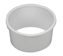 Picture of Commode Replacement Parts Splash Guard (Fits Most Free Standing Commodes)
