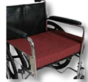 "Picture of Wheelchair Cushion 16""x18""x 3"" (Plaid/Foam) aka Seat Cushion, Chair Pad, Clearance"