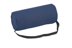 Picture of Lumbar Cushion Support Roll (Full) aka Lumbar Support, Office Chair Cushion, Back Cushion for Car, Mackenzie Roll, Clearance