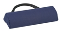 Picture of Lumbar Cushion Support (Half Roll) aka Chair Back Cushion, Back Roll, Office Chair Cushion, Clearance
