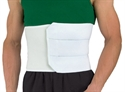 "Picture of 9"" 3-Panel Abdominal Binder Small/Medium (Waist 30"" - 45"") aka Abdominal Support, Clearance"