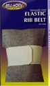 Picture of Men's Elastic Rib Belt, Bell Horn 89050, Mens Rib Binder