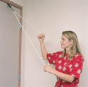 Picture of Exercise Door Pulley Set aka Shoulder Rehab Over the Door Pulley Set, Physical Therapy Pulley Set, Clearance