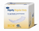 "Picture of Dignity® Regular Duty Pads 4"" x 12"" aka Insert, Booster Pad (Pack of 48)"