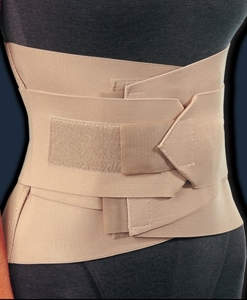 Picture of Deluxe Sacro-Lumbar Support (Universal) aka Back Brace, Back Support, sacrolumbar brace, Universal Lumbar Brace