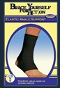 Picture of Elastic Ankle Support (Small) aka Small Ankle Brace, Ankle Sleeve, Athletic Ankle Support