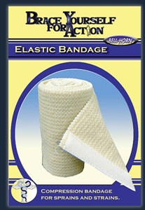 "Picture of Elastic Compression Bandage 2"" Self-Adhering"