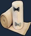 "Picture of Elastic Compression Bandage 4"" (Clip Closure)"