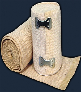 "Picture of Elastic Compression Bandage 6"" (Clip Closure)"