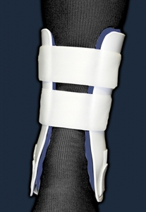 "Picture of Bell Horn® Rigid Stirrup Gel & Air Ankle Brace Regular (9 1/2"" Height) aka Air Brace, Gel Brace, Achillies Tendon Brace"