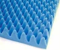 "Picture of Convoluted Foam Bed Pad ""Eggcrate Cushion"" (King) aka Bed Cushion, King Sized Bed Pad, Clearance"