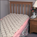 Picture of Alternating Pressure Pump and Pad aka bed pad, convalescent pad for bed, Alternating Pressure System for bed