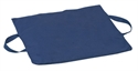 "Picture of Gel/Foam Flotation Cushion (16"" x 18"" x 2"")(Navy) aka Seat Cushion, Wheelchair Cushion, Gel Cushion, Foam Wheelchair Cushion"