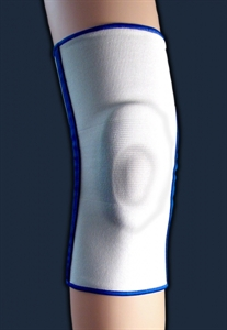 Picture of Small Compressive Knee Sleeve with Visco Elastic Insert aka Knee Support, Rehab Knee Brace