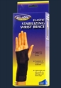 Picture of Elastic Stabilizing Wrist Brace (Right)(Small) aka Right Hand Wrist Wrap, Comfort Wrist Brace