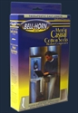 Picture of Men's Casual Cotton Graduated Compression Socks 20-30 mmHg (Small/Black) aka Bell Horn Socks, Support Socks