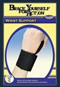 Picture of Brace Yourself for Action Wrist Support aka Wrist Brace (Universal)
