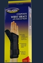 Picture of Composite Wrist Brace with Abducted Thumb (Right) aka Wrist Support, BH87302, BH87303, BH87305, BH87307, BH87308