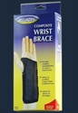Picture of Composite Wrist Brace (Left) aka Wrist Support, Wrist Brace with Lateral Stays, Maximum Support Wrist Brace