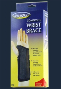 Picture of Composite Wrist Brace (Left) aka Wrist Support