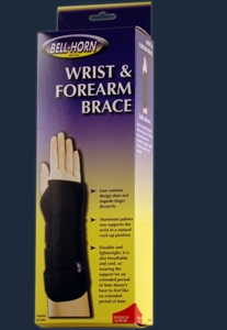 Picture of Wrist and Forearm Brace (Universal)(Right) aka Wrist Brace