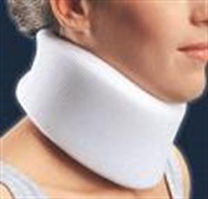 Picture of Medium Density Low Contour Cervical Collar (Universal) BH83030, BH83000, Neck Brace, Neck Support