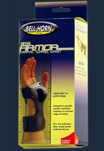 Picture of OrthoArmor™ Carpal Tunnel Wrist Support (Right/Small) aka Small Wrist Brace, Clearance