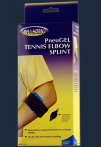 Picture of PneuGEL Tennis Elbow Splint (Universal) aka Cold Elbow Support, Cold Elbow Brace, Tendonitis Brace, Clearance