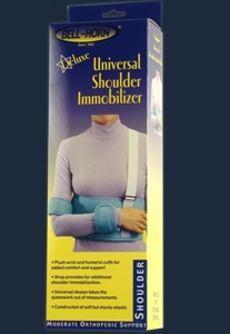 Picture of Deluxe Shoulder Immobilizer with Shoulder Strap (Universal) aka