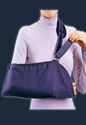 Picture of Deluxe Arm Sling with Shoulder Pad (Small/Adolescent) Adolescent Arm Sling, Small Fracture Sling, Shoulder Sling, Clearance