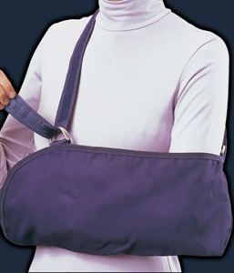 Picture of Cradle Arm Sling (Youth) aka Youth Arm Sling, Adolescent Arm Sling, Junior Arm Sling, Traditional Arm Sling