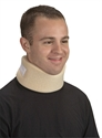 "Picture of Cervical Collar Firm Support (Universal up to 21 length; 2.5"" height) Neck Brace, Neck Support, Foam Neck Collar"