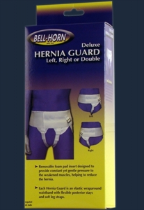 Picture of Bell Horn Deluxe Double Hernia Support Belt aka Hernia Truss, Hernia Support Belt, Small Hernia Belt, XL Hernia Belt, Hernia Guard