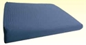 "Picture of Sloping Seat Wedge Navy 16""x18"" (3"" to 1"") aka Seat Cushion - Clearance"