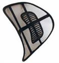 "Picture of Lumbar Back Support Standard 3/8"" x 15"" x 15 1/2"" Mesh Frame - Clearance aka Lumbar Support"