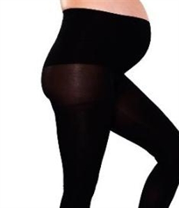 Picture of Maternity Support Stockings 20-30 mmHg (Sizes A-D)(Black)