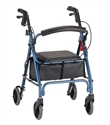 Picture of GetGo Rolling Walker with Wheels (Petite) aka Rollator, Walkers, Petite Walker, Nova Junior Walker, Small Walker, Short Walker, Scooter