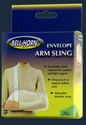 Picture of Envelope Style Mesh Arm Sling (Lightweight Mesh) (Medium) aka Breathable Arm Sling, Post Surgical Sling, Universal Arm Sling, Clearance