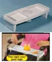 "Picture of Wheelchair Lap Tray 16 1/2""x 7 1/2"" aka Bed Tray - Clearance"