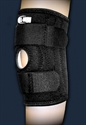 Picture of ProStyle® Junior Knee Wrap with Side Stabilizers (Large) aka Junior Knee Brace, Childs Knee Brace