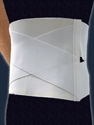 "Picture of Bell Horn Elastic Back Brace 9"" CrissCross Woven Support (Large) aka lumbar support, XL Back Brace, Clearance"