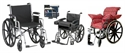 Picture for category Transport Chairs, Wheelchairs & Accessories